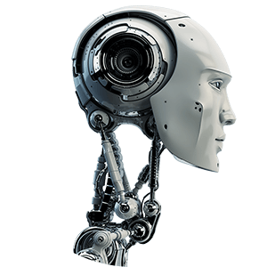 robotic head circle