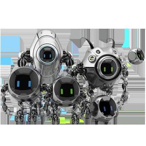 ufo robotic family