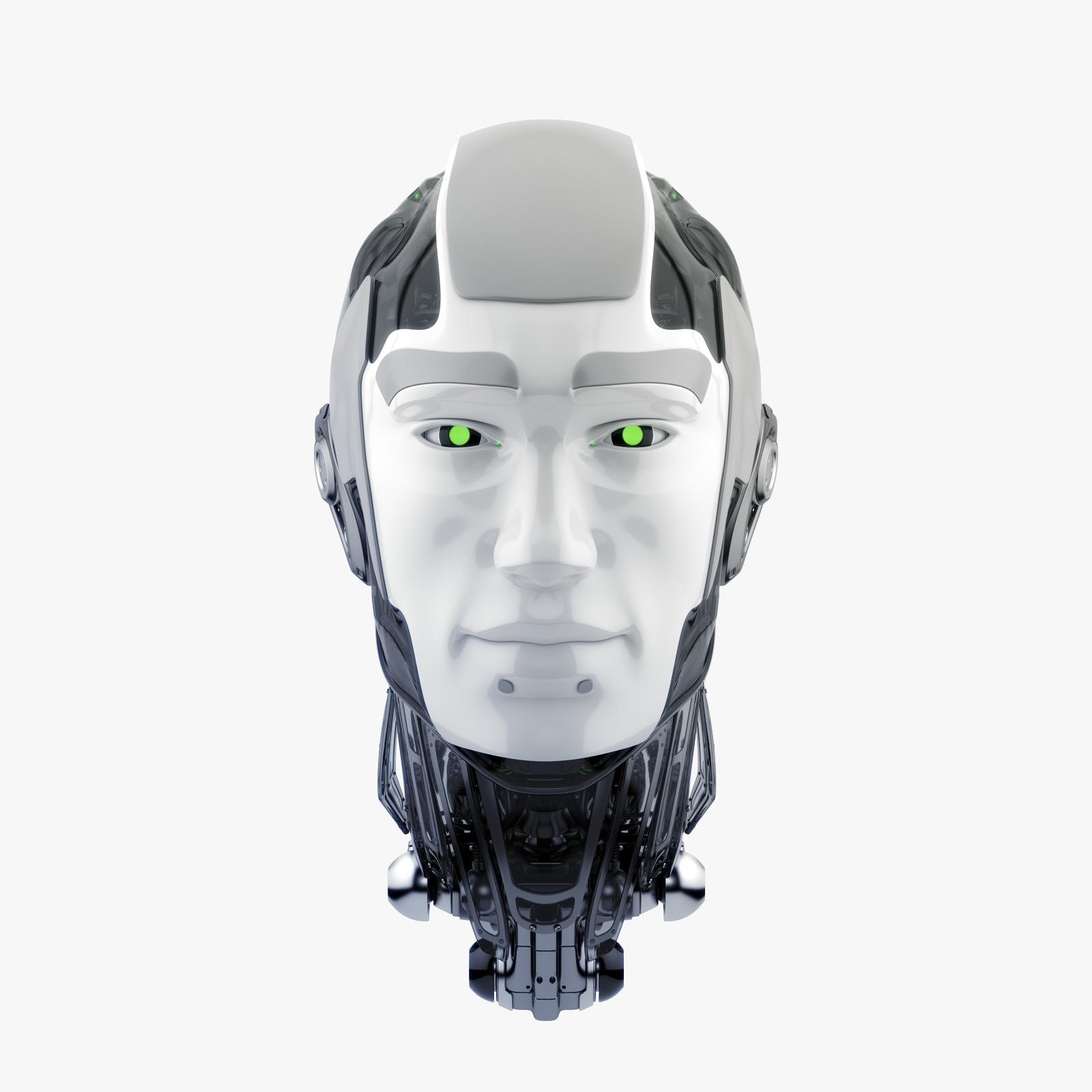 head robot 01