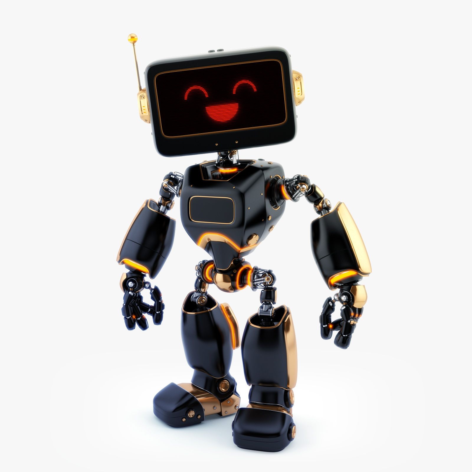 DIGITAL RETRO ROBOT II 01