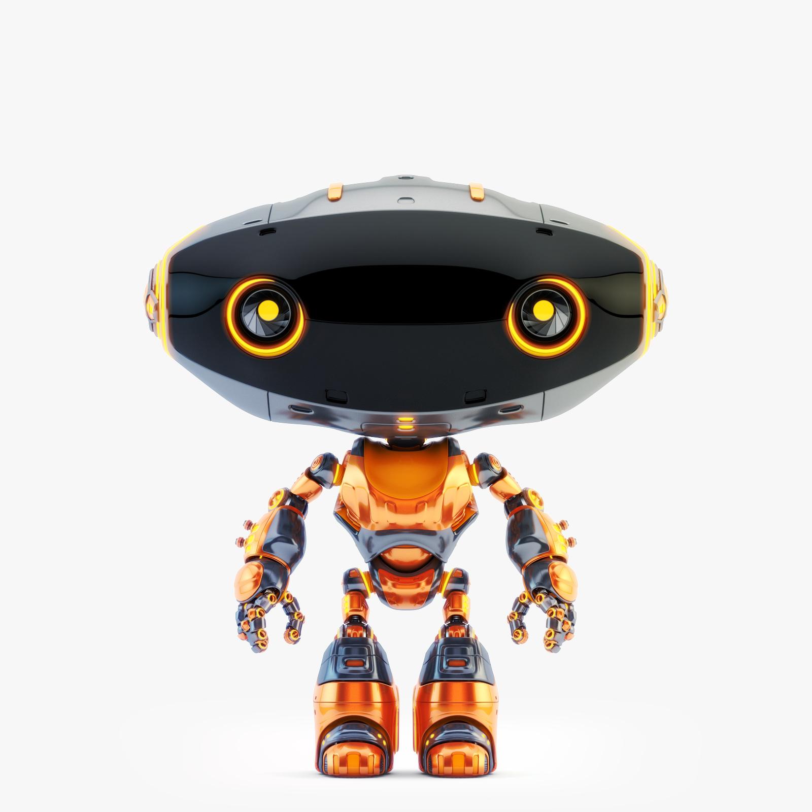 FROG TOY ROBOT I 01