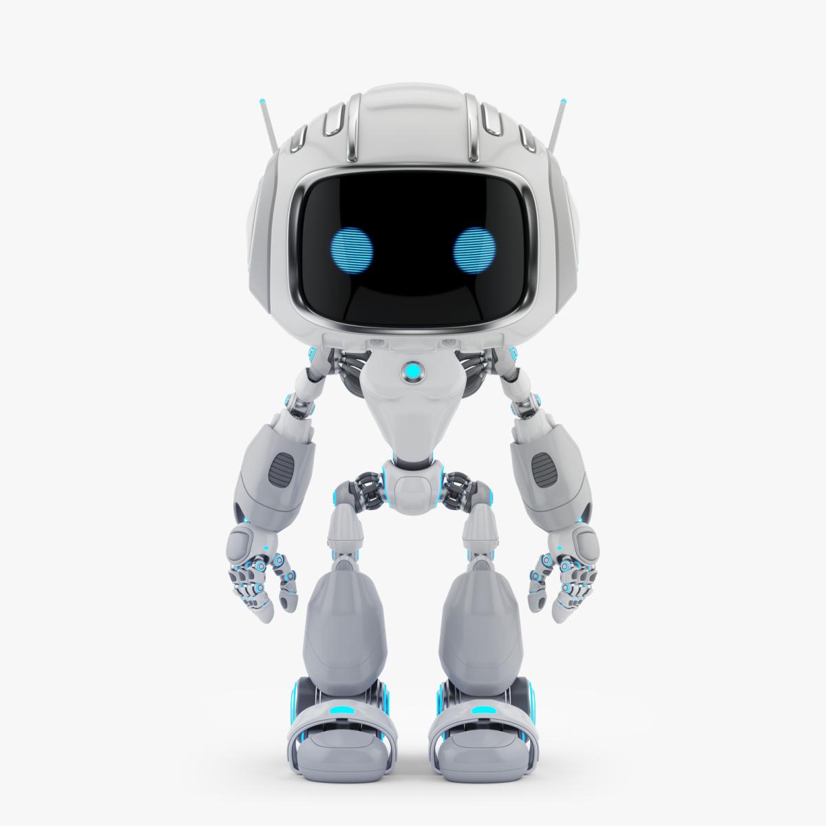 CUTE ALIEN ROBOT IV 01