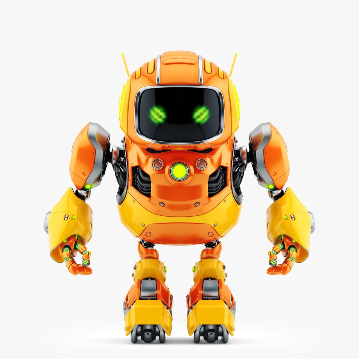 HUGE CUTE ROBOT II 01