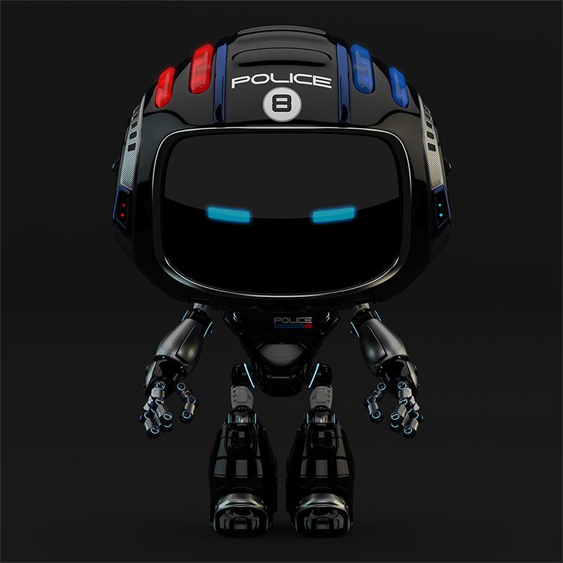 00045 police bot thumb