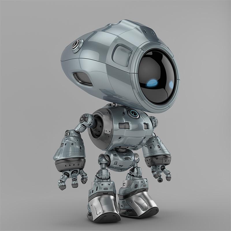 00117 robot unique thumb