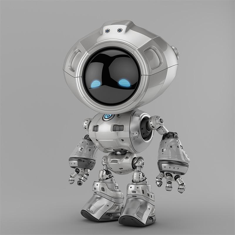 00119 robot unique thumb