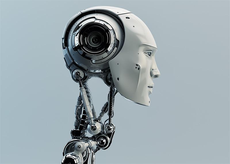 00195 robotic head thumb