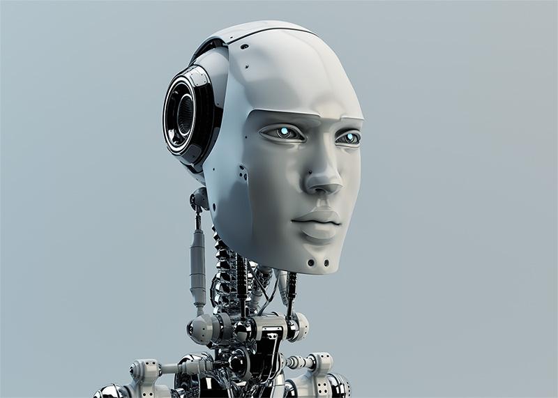 00197 robotic head thumb