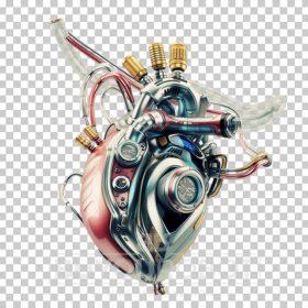 cyber organ - robot heart