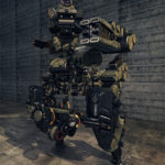 armed cyber machine