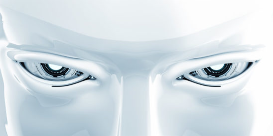 robotic human artificial eyes