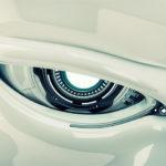 robot, cyborg eye