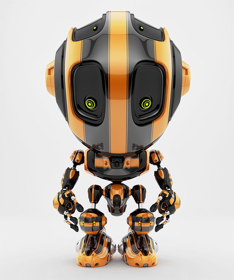 bee robot toy