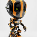 bee robotic toy