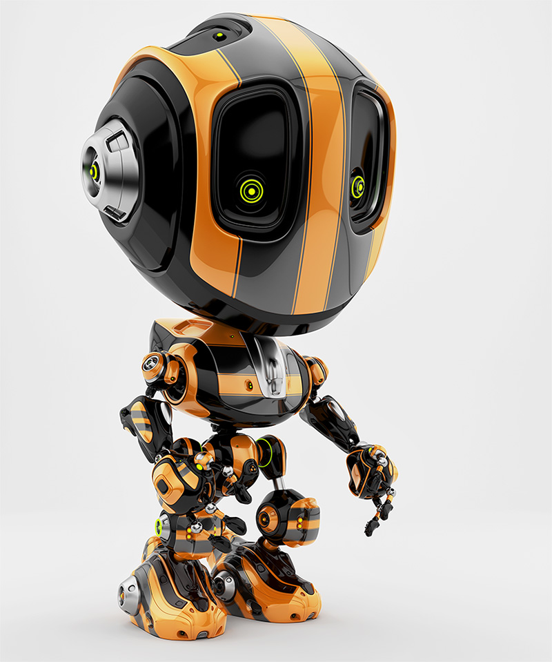 bee robotic toy