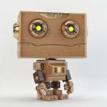 vintage robotic toy