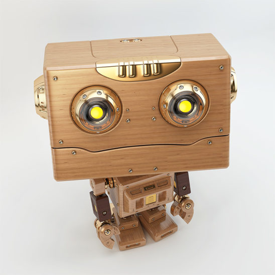 retro wooden toy