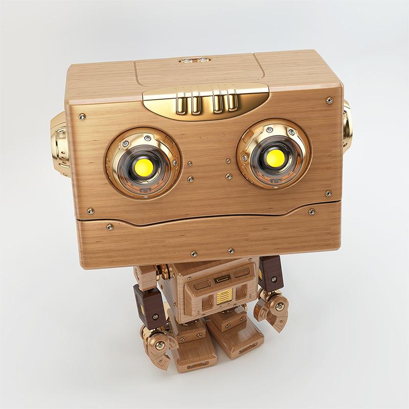 retro wooden toy