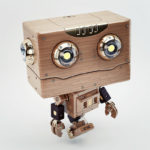 walking robot toy