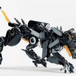 robot panther predator