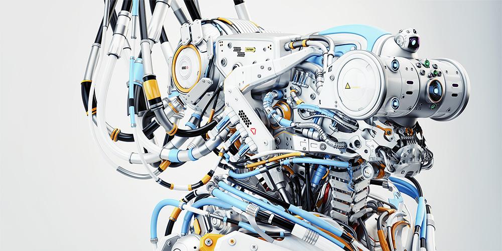 robotic guardian