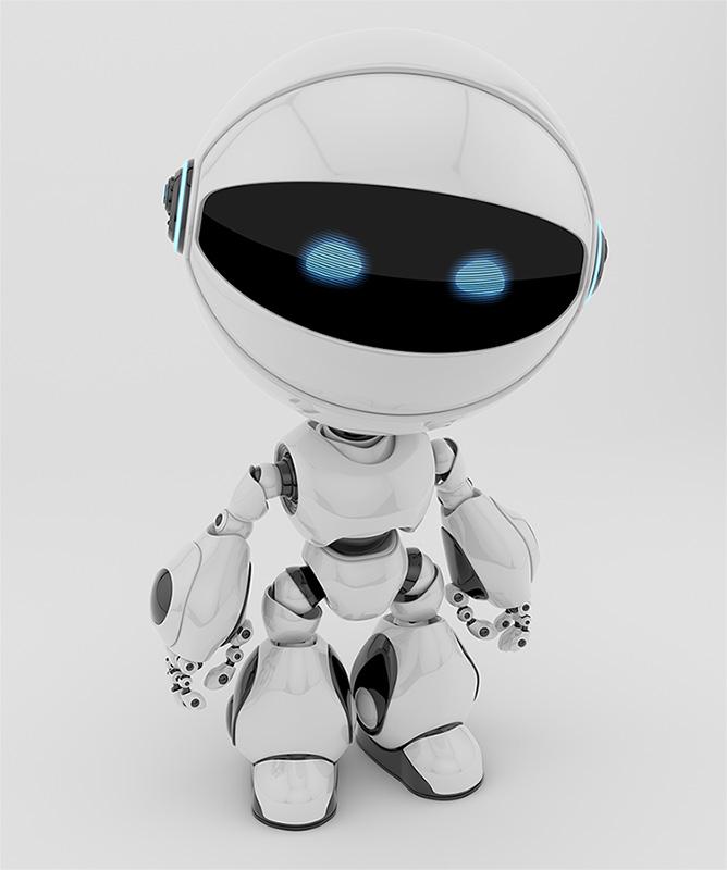 circle robot