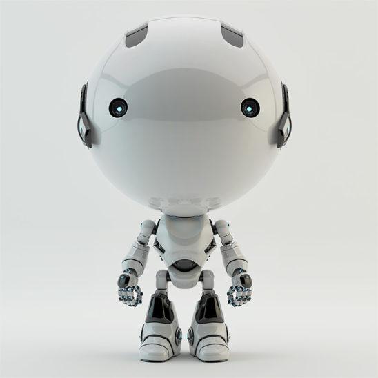 toddler little robot