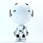 robot toddler little