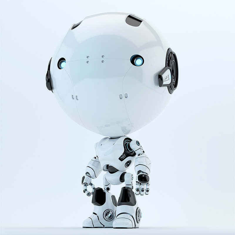 toddler robot android