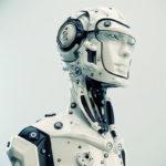 cyborg hansome