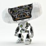 robot cheburashka