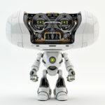 robotic cheburashka