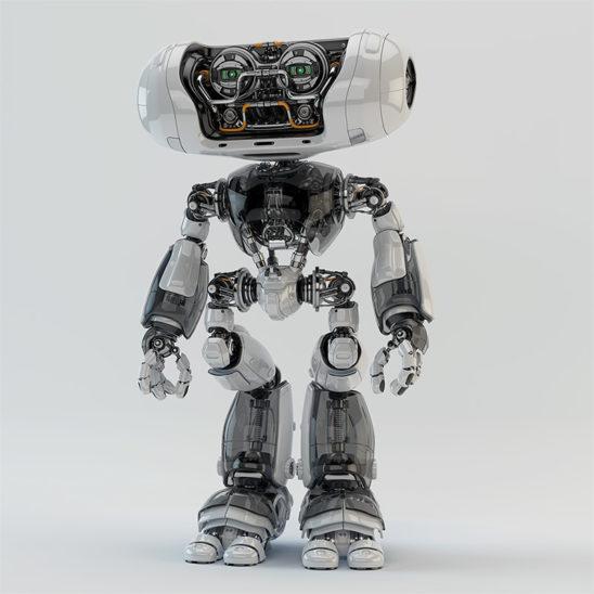 cheburashka robot