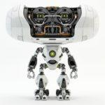 cheburashka character robot