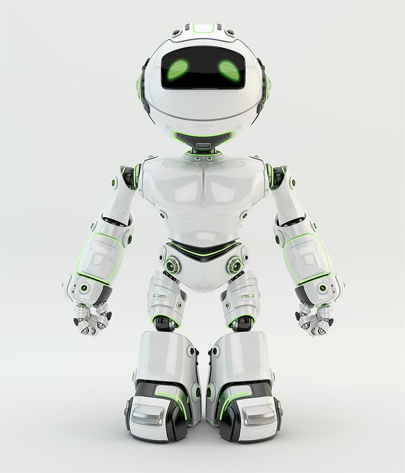 Unit 5 robot