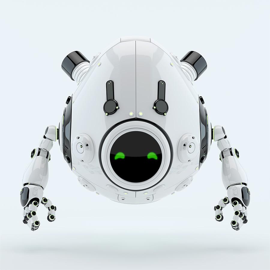 cyber egg bot
