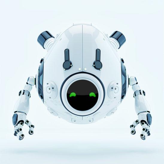 robotic egg