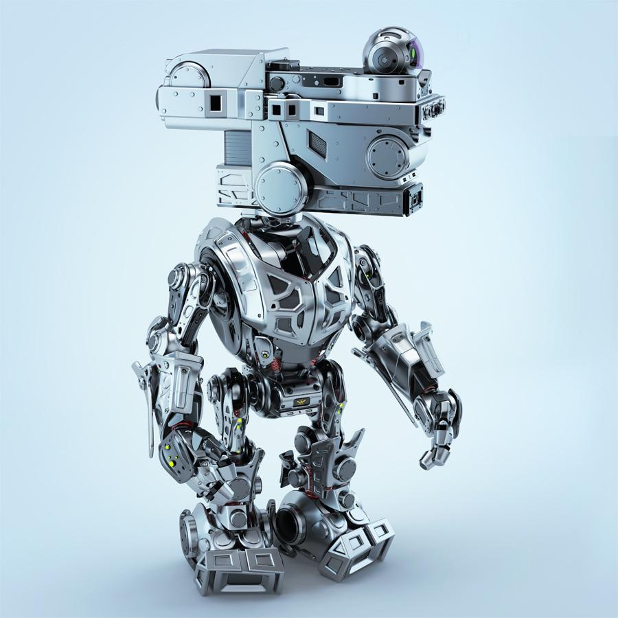Assistant surveillance bot