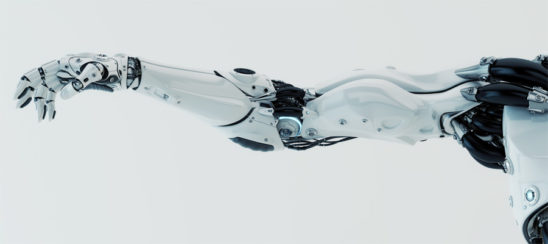 Elegant robotic arm
