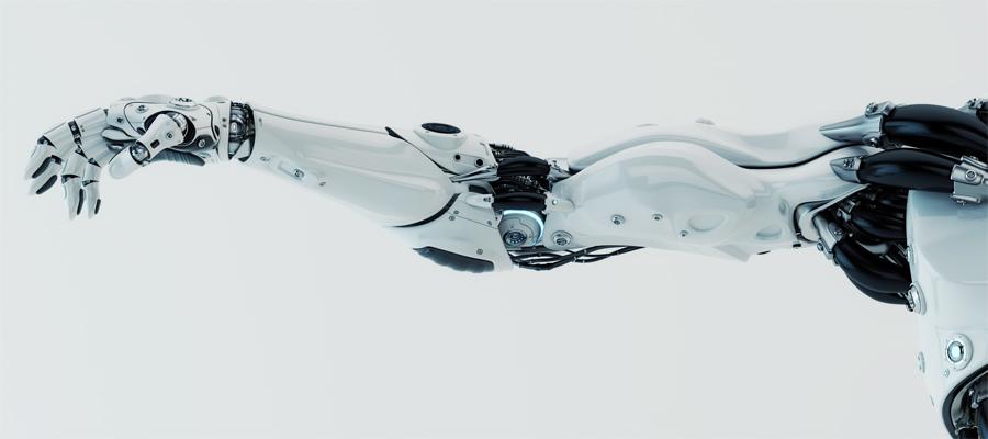 Elegant robotic arm