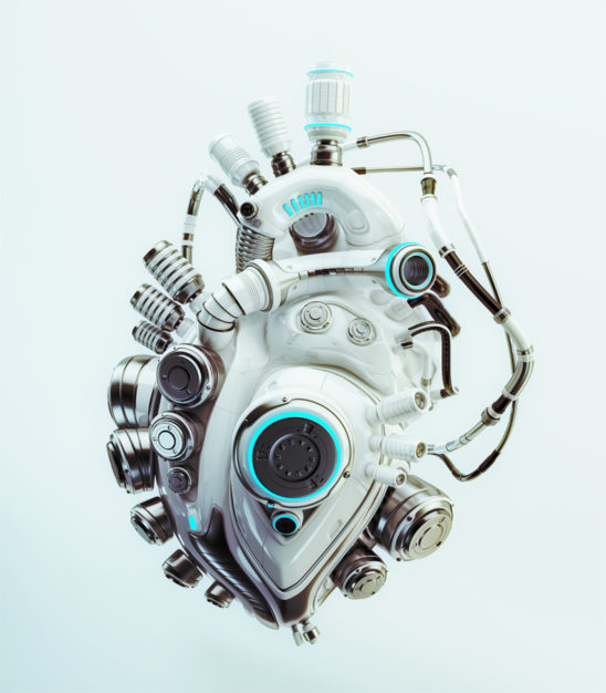robotic heart