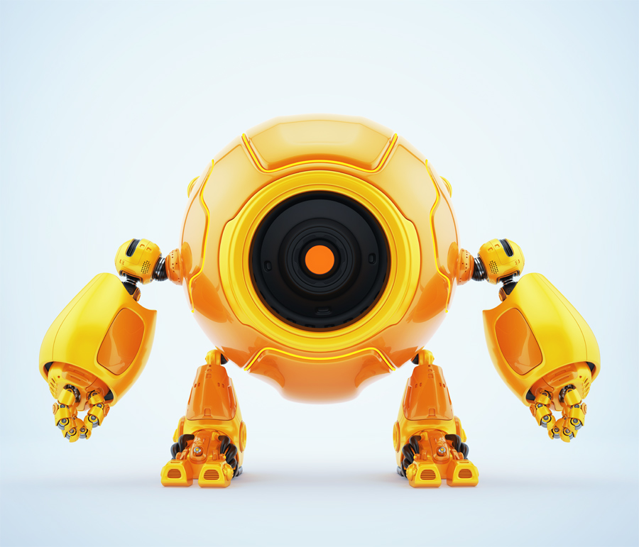 Circleodion smart robotic toy