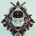 gorgon robotic girl