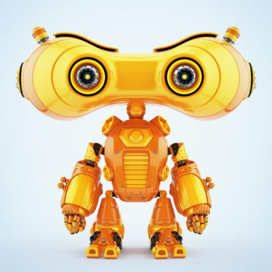 smart look-see robot