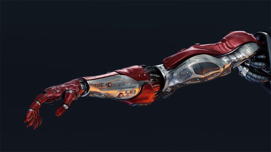 Vulcano, el brazo izquierdo.  997_robotic-arm_thumb