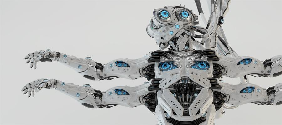 Shiva robot