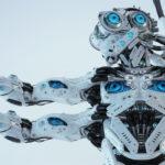 Many-armed Shiva robot