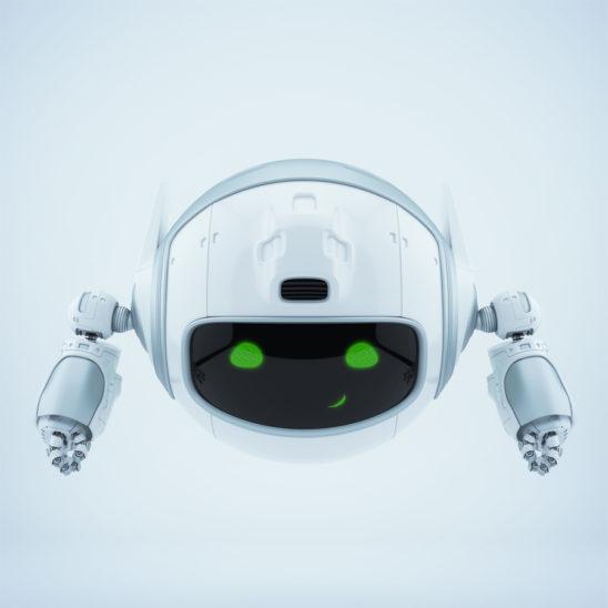 Aerial robotic creature - CUTAN