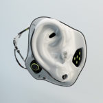 Futuristic robot hearing replacement organ
