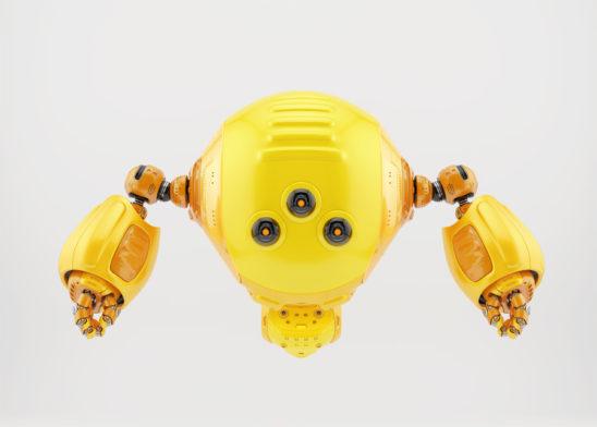 Slogger robot